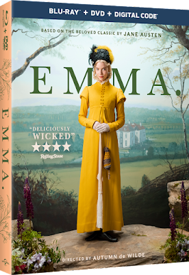Blu-ray Review - Emma (2020)