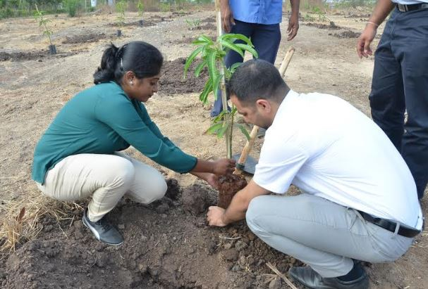 Volkswagen India employees aligned themselves with the World Environment Day theme 'Beat Air Pollution' this year
