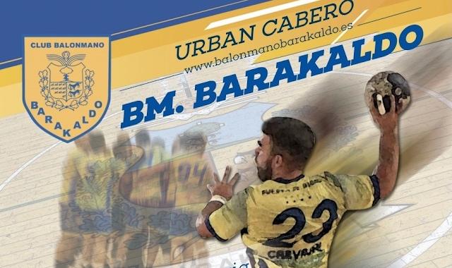 Balonmano | El Barakaldo pierde con el Zaragoza en una mala segunda parte, pero sigue arriba en la tabla