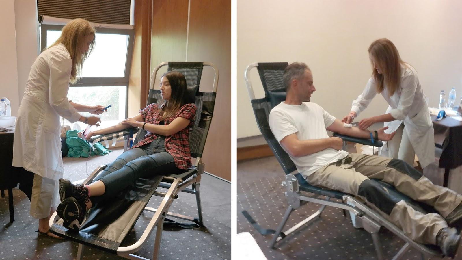 Ολοκληρώθηκε με επιτυχία η εθελοντική αιμοδοσία  στο Porto Carras Grand Resort!