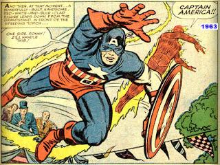 Captain America Strange Tales 114