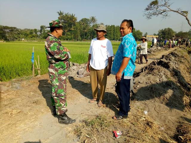 TMMD Reg 105 Di Dukung Penuh Seluruh Ketua RW Desa Jimbung