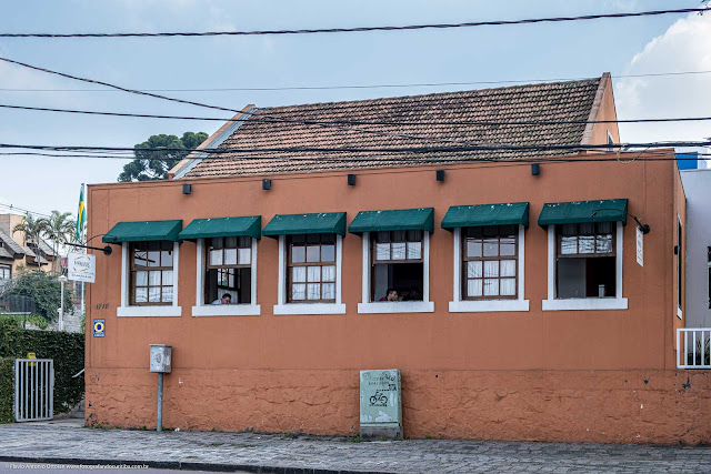 Casa na rua Mateus Leme 2725