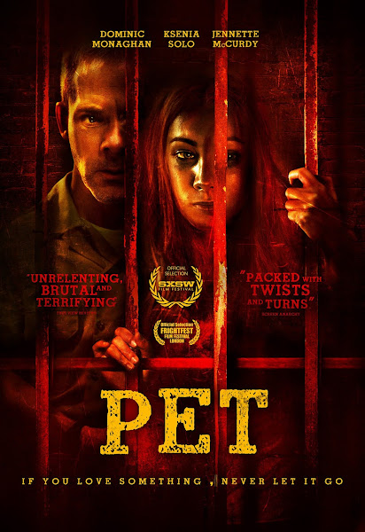 Pet 2016 English 720p BluRay