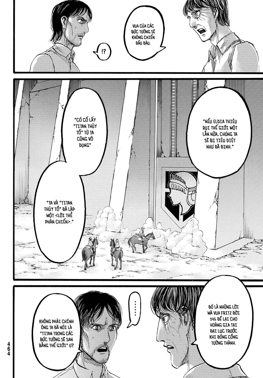 Shingeki no Kyojin - Attack on Titan Chap 89 page 30 Congtruyen24h