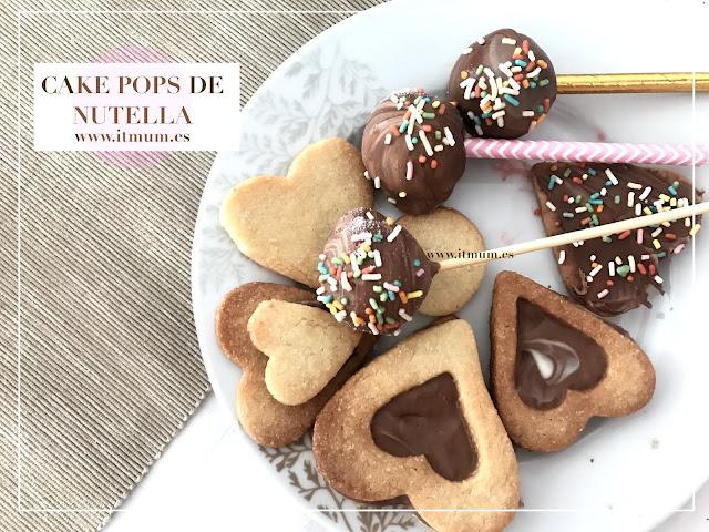 cake pops nutella itmum