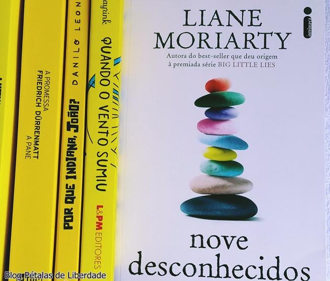 livro, nove-desconhecidos, liane-moriarty, setembro-amarelo, blog-literario, blog-literario-petalas-de-liberdade
