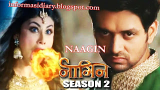 Sinopsis Naagin 2 Indosiar Minggu 27 Mei - Episode 28-29.