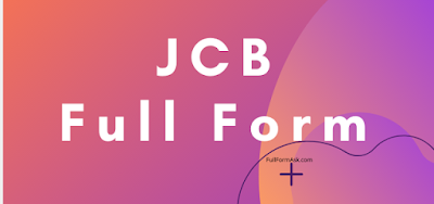 JCB full meaning