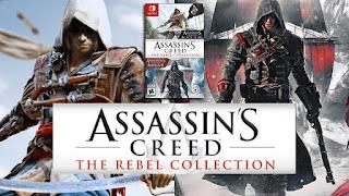 Assassin's Creed The Rebel Collection - Trailer de lançamento