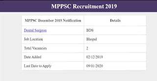 mppsc upcoming vacancy 2019, mppsc vacancy 2019, mppsc notification, mppsc 2019 notification, mppsc vacancy 2018, mppsc syllabus, mppsc post list in hindi, mppsc recruitment 2019 notification,