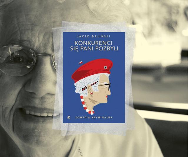 #514. Konkurenci się pani pozbyli | Jacek Galiński