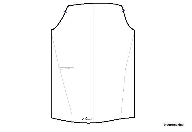 Широкий рукав для платья выкройка фото 990