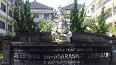 Fakultas dan Program Studi apa saja yang ada di Universitas Mahasaraswati Denpasar