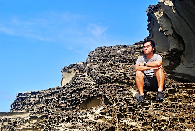 Biri Rock Island