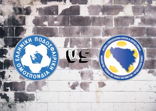 Grecia vs Bosnia-Herzegovina  Resumen