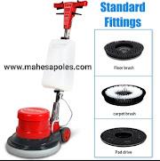 mesin polisher karpet 154 rpm baru
