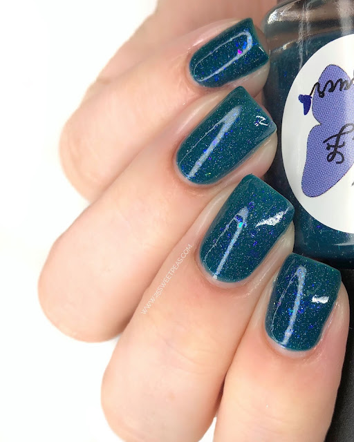 MLF Lacquer April 2020 Polish Pickup Ocean's Rainforest
