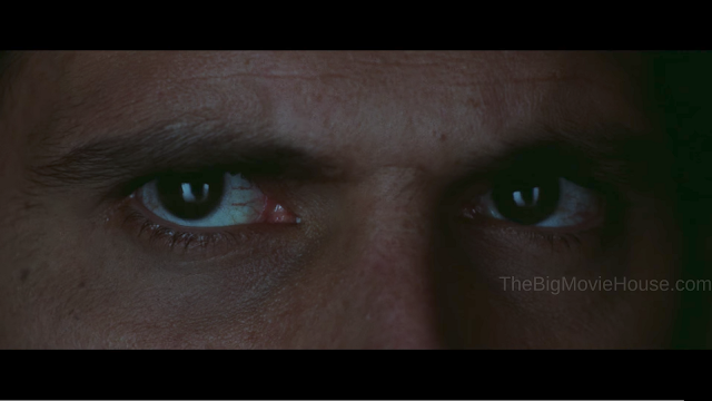 serious eyes