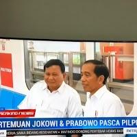 "Jubir 02 Buka Mulut Soal Prabowo Ketemu Jokowi: ""leiden is lijden"""