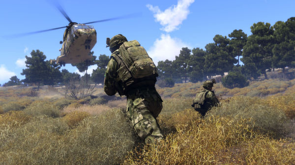 ARMA 3 PC Gameplay
