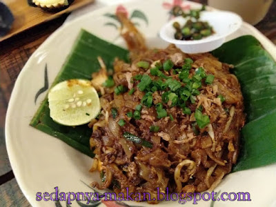 Fried Koay Teow Penang Style