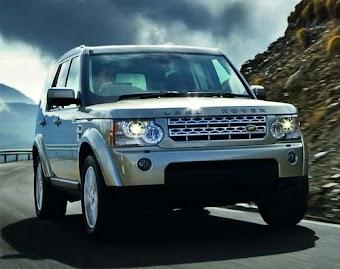 Land Rover Discovery 4: SUV Car Review 2011 dan Gambar