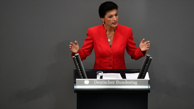 Oposición alemana califica de estupidez atacar a Rusia por Crimea