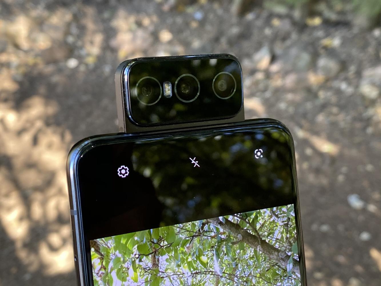 Kelebihan dan Kekurangan Asus Zenfone 7 Pro