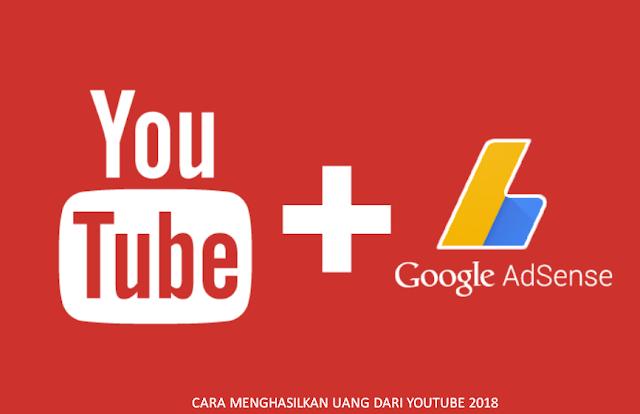 5 Cara Mendapatkan Uang Dari Youtube, Yakin Kamu Mau Jadi Youtuber ?