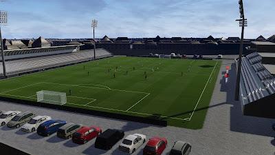PES 2021 Stadium Stade Paul Lignon