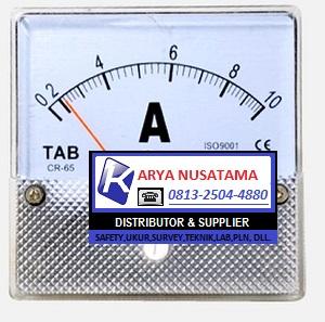 Jual Ampere Meter 0 - 30 A AC DC 10 A di Malang