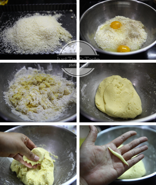 Resep Telur Gabus Keju JTT