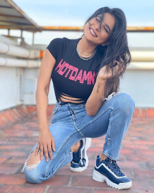 Actress Sakshi Agarwal Hot and Bold Sexy Photoshoot Stills Actress Trend