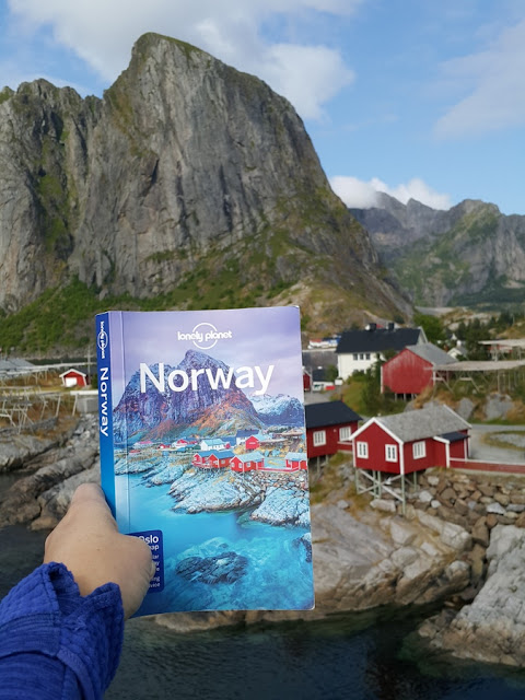 Motorhome na Noruega