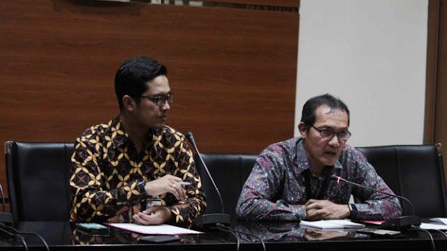 KPK Beberkan Kronologi Kasus Eddy Sindoro Hingga Kabur ke Luar Negeri