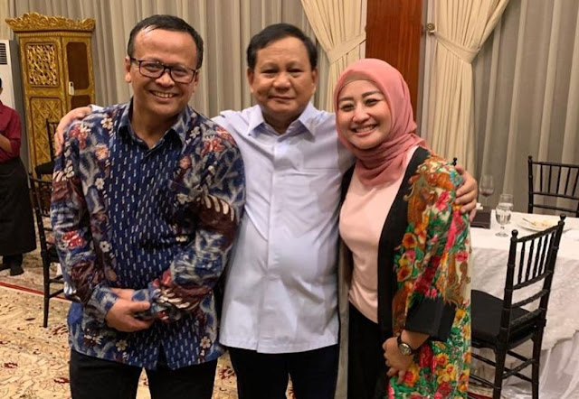 Edhy Ditangkap KPK, Aktivis 212: Prabowo Sudah Kalah Sebelum Pilpres 2024