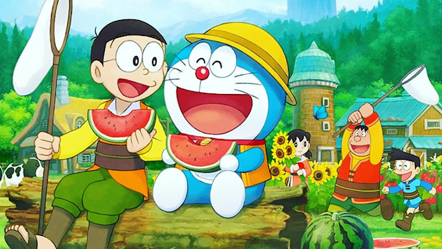 Doraemon - Friendship Should be Like Nobita and Doraemon