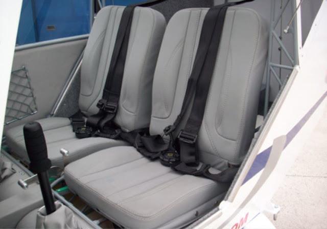 Lambert Mission M108 interior
