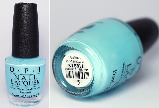 OPI - I Believe in Manicures Breakfast at Tiffany's Collection 2016