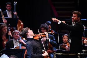 Dvorak: Violin Concerto - Joshua Bell, Bamberg Symphony, Jakub Hrůša - BBC Proms (Photo Chris Christodoulou)