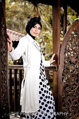 Model Hijab Pasmina Simple