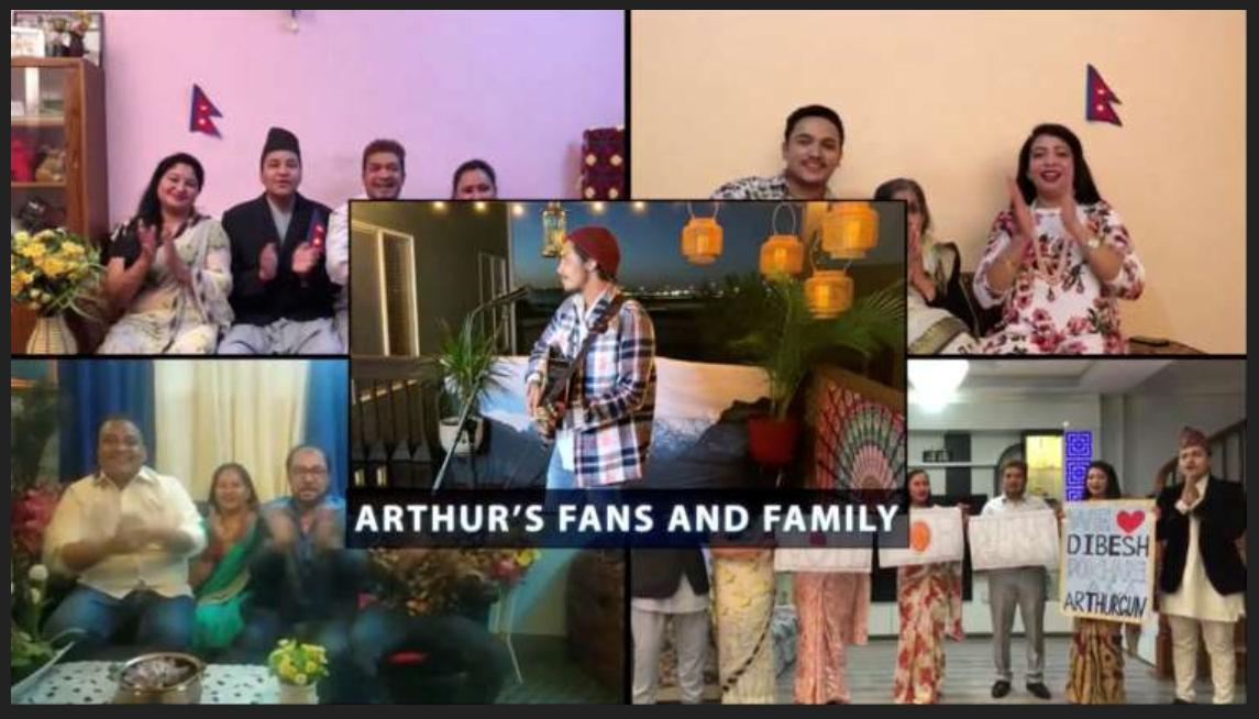 arthur gunn family