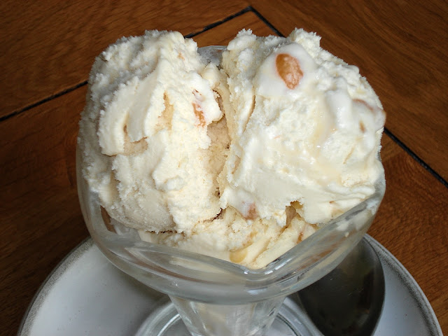 Toffee Ice Cream