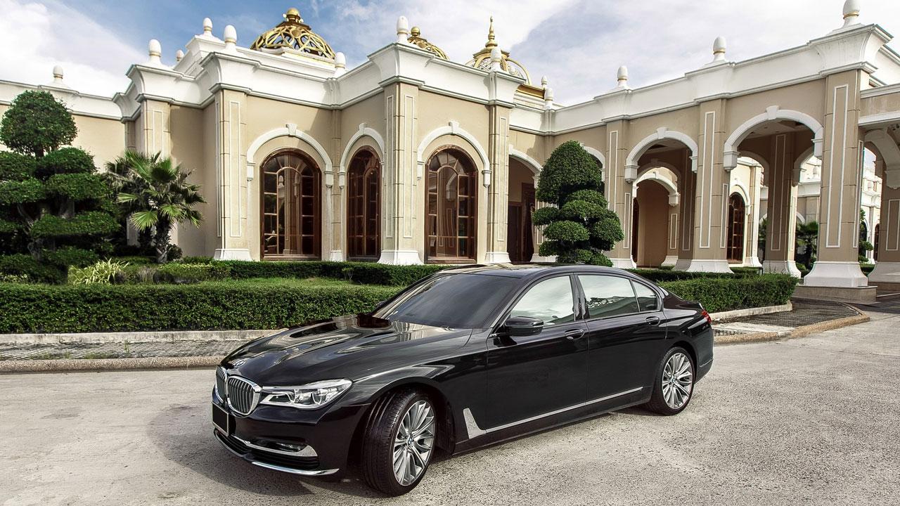 Phuket Luxury Transfers