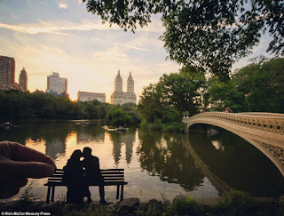Green Pear Diaries, fotografía, Rich McCor, Central Park, Nueva York