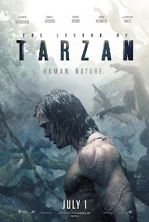 The Legend of Tarzan - Segundo Poster & Segundo Trailer