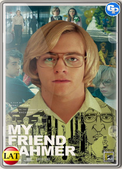 My Friend Dahmer (2017) LATINO