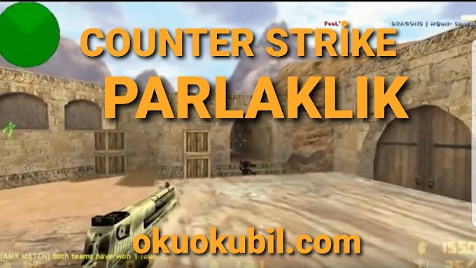 Counter Strike 1.6 PARLAKLIK More Fps Brightness! CFG  Recoil İndir 04 Kasım