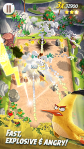Download Angry Birds Action! MOD v2.0.1 APK+DATA (Unlimited Money)